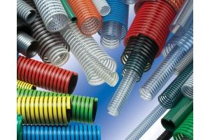 PVC маркучи за въздух и течност